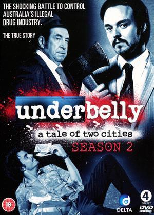 Rent Underbelly: Series 2 Online DVD Rental