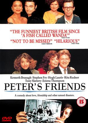 Rent Peter's Friends Online DVD Rental