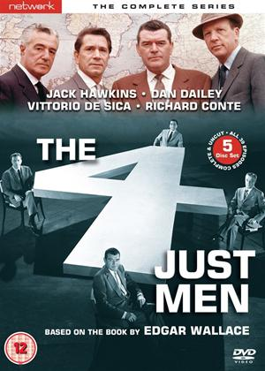 Rent The Four Just Men: Series Online DVD Rental