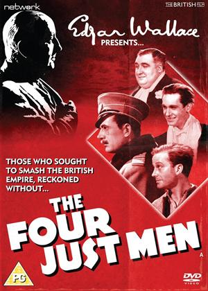 Rent The Four Just Men Online DVD Rental