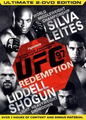 Rent UFC 97 Redemption Online DVD Rental
