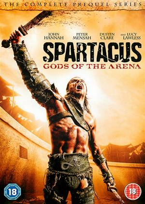 Spartacus: Gods of the Arena Online DVD Rental