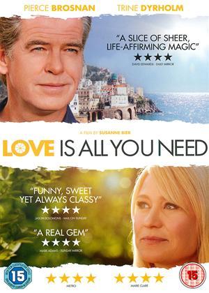 Rent Love Is All You Need (aka Den Skaldede Frisør) Online DVD Rental