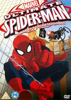 Ultimate Spider-Man: Spider-Man vs Marvel's Greatest Villains Online DVD Rental