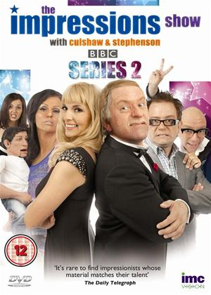 Rent The Impressions Show with Culshaw and Stephenson: Series 2 Online DVD Rental
