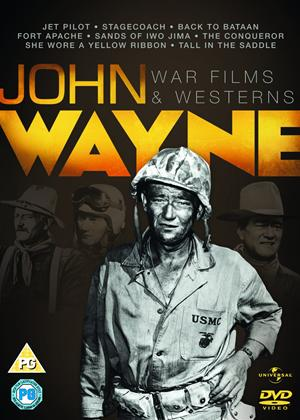 Rent John Wayne War/Westerns Collection Online DVD Rental