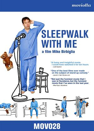 Rent Sleepwalk with Me Online DVD Rental