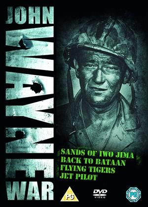 Rent John Wayne: War Collection Online DVD Rental