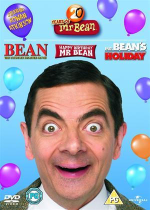 Rent Mr Bean: 20 Years of Mr Bean Online DVD Rental