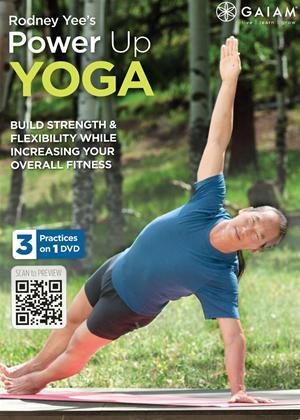 Rent Rodney Yee's Power Up Yoga Online DVD Rental