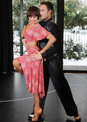 Rent Vincent and Flavia's Tango Workout Online DVD Rental