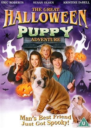 Rent The Great Halloween Puppy Adventure Online DVD Rental