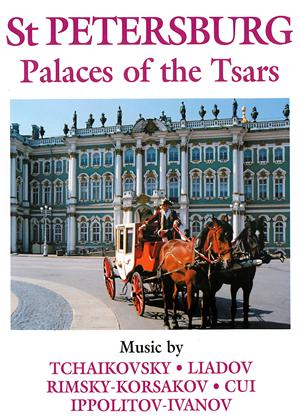 Rent A Musical Journey: St Petersburg: Palaces of the Tsars Online DVD Rental