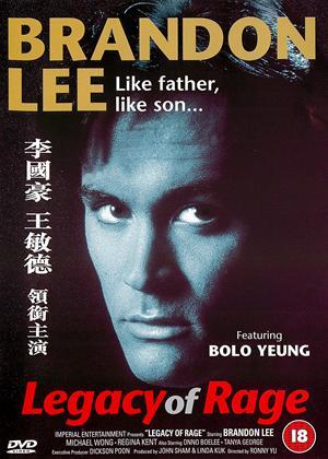 Rent Legacy of Rage (aka Long zai jiang hu) Online DVD Rental