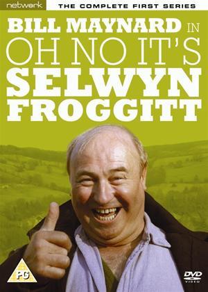 Rent Oh No It's Selwyn Froggitt: Series 1 Online DVD Rental