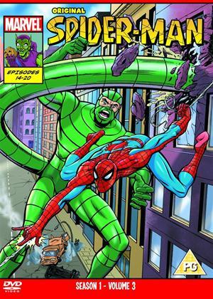 Rent Spider-Man: Series 1: Vol.3 Online DVD Rental