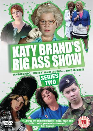 Rent Katy Brand's Big Ass Show: Series 2 Online DVD Rental