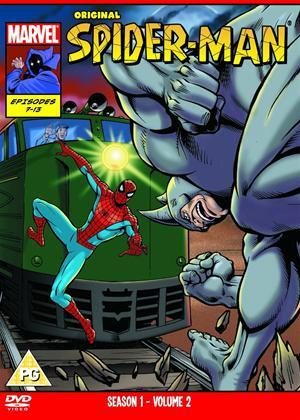Rent Spider-Man: Series 1: Vol.2 Online DVD Rental