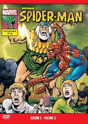 Rent Spider-Man: Series 2: Vol.3 Online DVD Rental
