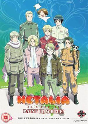 Rent Hetalia Axis Powers: Paint It, White! Online DVD Rental
