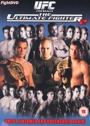 Rent UFC: The Ultimate Fighter: Series 2 Online DVD Rental