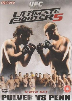 Rent UFC: The Ultimate Fighter: Series 5 Online DVD Rental