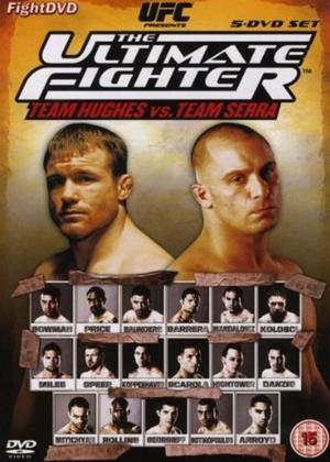 Rent UFC: The Ultimate Fighter: Series 6 Online DVD Rental