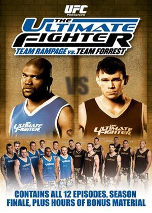 Rent UFC: The Ultimate Fighter: Series 7 Online DVD Rental