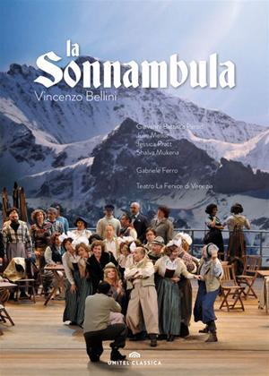 Rent La Sonnambula: Teatro La Fenice (Ferro) Online DVD Rental