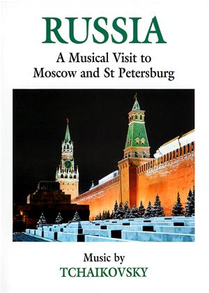Rent A Musical Journey: Russia: Moscow and St. Petersburg Online DVD Rental
