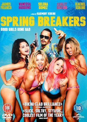 Rent Spring Breakers Online DVD Rental