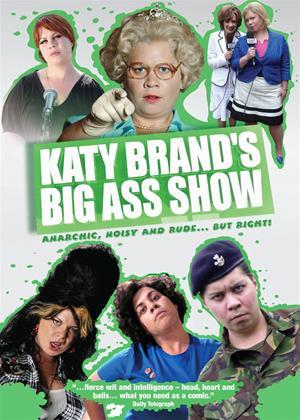 Rent Katy Brand's Big Ass Show Online DVD & Blu-ray Rental