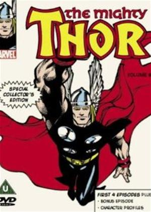 Rent The Mighty Thor Series Online DVD Rental