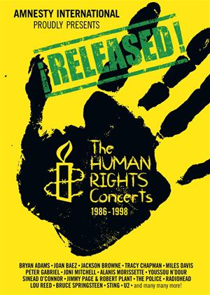 Rent Amnesty International: The Human Rights Concerts: 1986-1998 Online DVD Rental