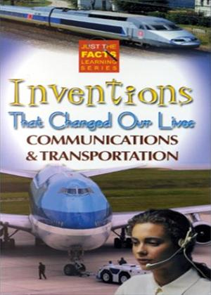 Rent Just the Facts: Inventions That Changed Our Lives: ... (aka Communications and Transportation) Online DVD Rental