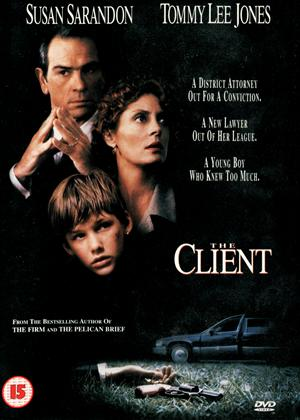 The Client Online DVD Rental