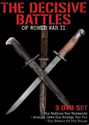 Rent The Decisive Battles of World War II Online DVD Rental