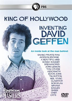 Rent King of Hollywood: Inventing David Geffen Online DVD Rental