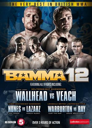 Rent The Very Best in British MMA: BAMMA 12 Online DVD Rental