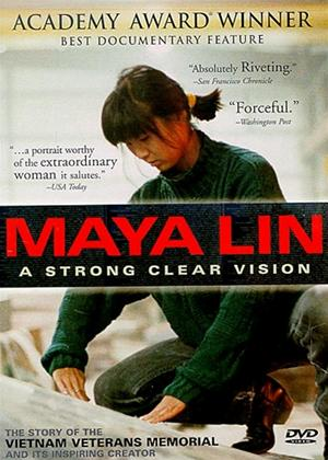 Rent Maya Lin: A Strong Clear Vision Online DVD Rental