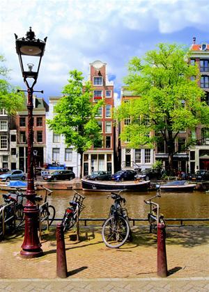Rent Romantic City: Amsterdam Online DVD Rental