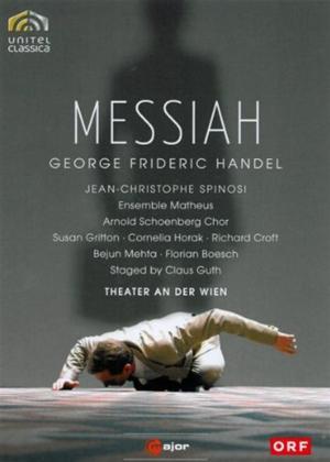 Rent Handel's Messiah: Ensemble Matheus Online DVD Rental