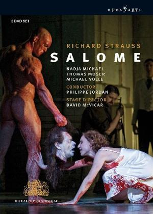 Rent Salome: Royal Opera House Online DVD Rental