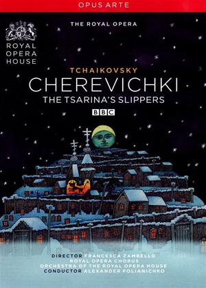 Rent Cherevichki: Royal Opera House Online DVD Rental