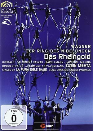 Rent Der Ring Des Nibelungen: La Fura Dels Baus Online DVD Rental