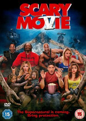 Rent Scary Movie 5 (aka Scary Movie 5) Online DVD Rental
