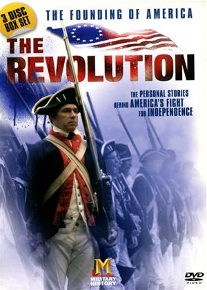 Rent The Revolution: The Founding of America: Series Online DVD Rental