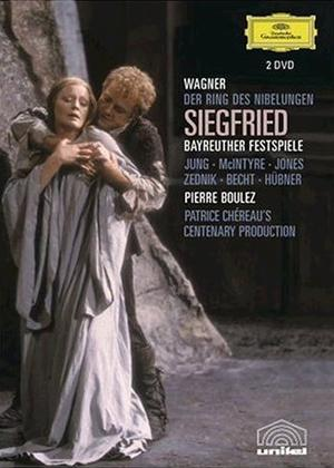 Rent Wagner: Siegfried: At the Bayreuther Festival Online DVD Rental