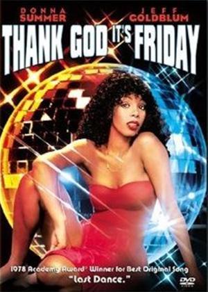 Rent Thank God It's Friday Online DVD Rental
