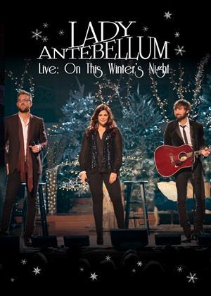 Rent Lady Antebellum: Live - On This Winter's Night Online DVD Rental